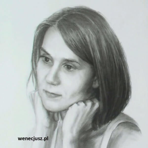13 Portret rysunek 1