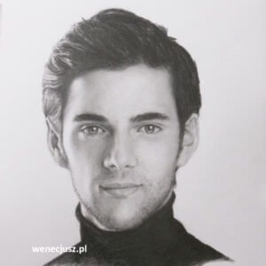 14 Portret rysunek 2