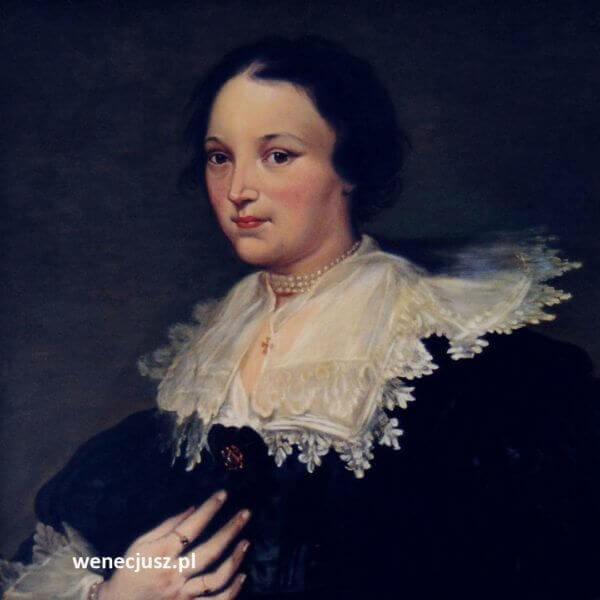 Portret flamandzki
