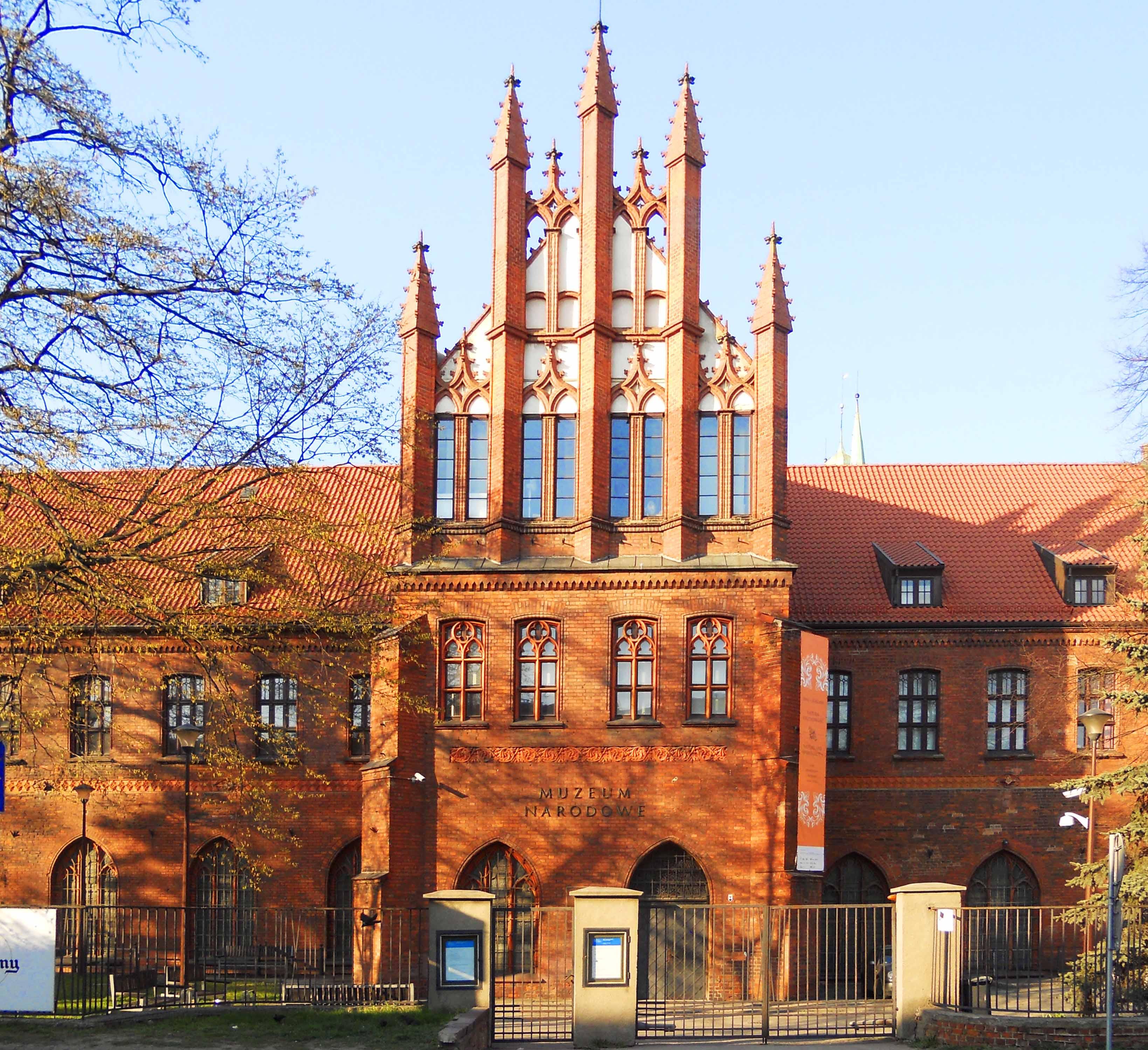 Muzem Narodowe w Gdańsku