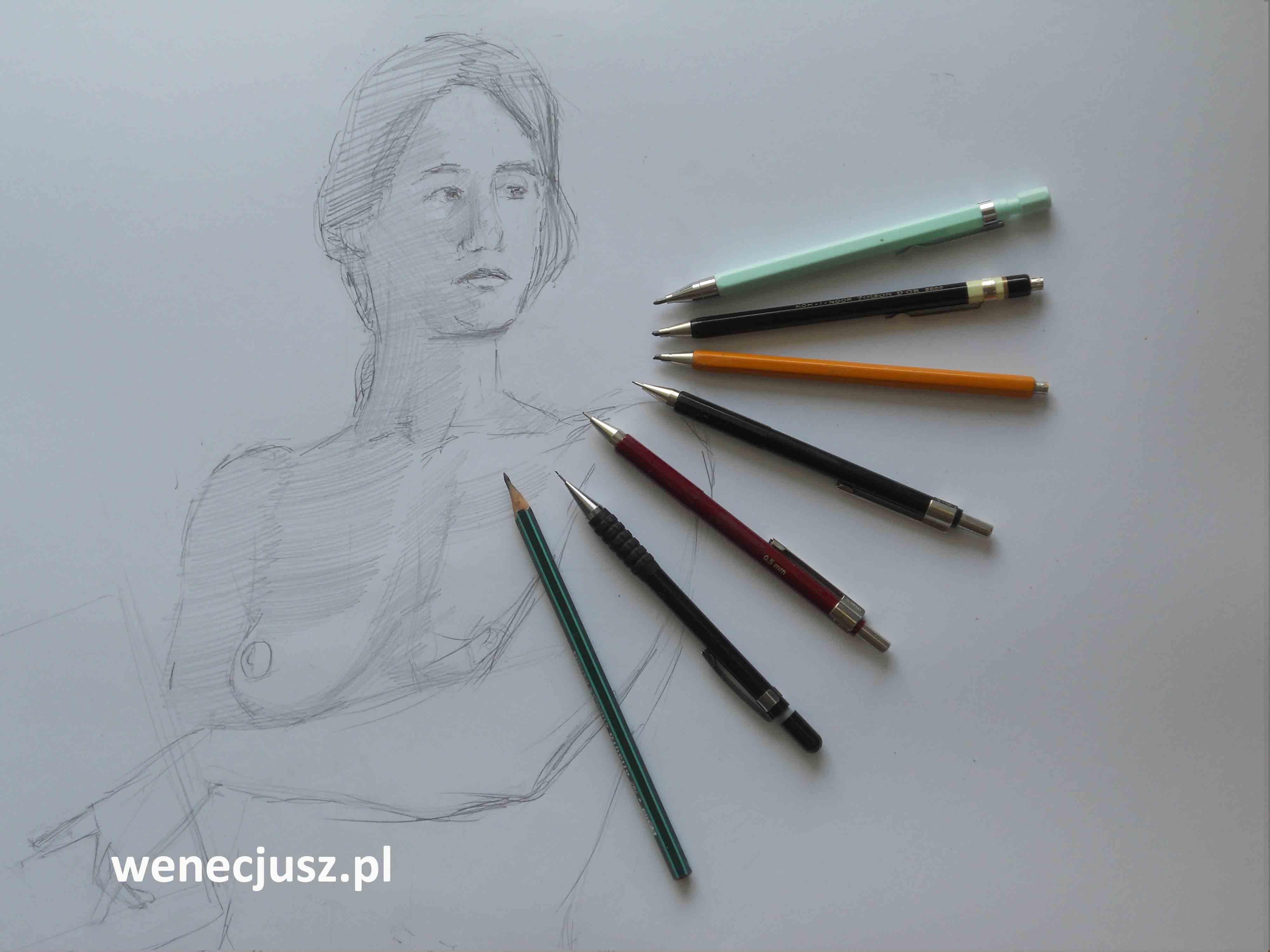 Czym rysujemy, czyli jaki ołówek do rysunku
