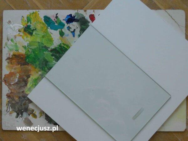 Jaka paleta do malowania?