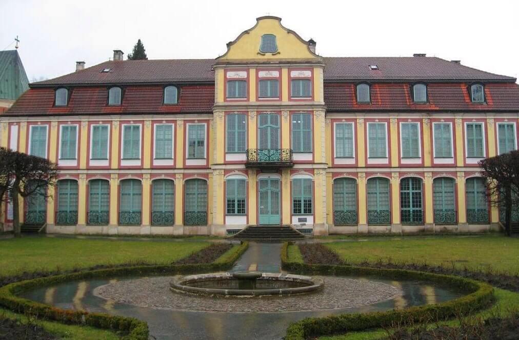 You are currently viewing Pałac Opatów w Gdańsku-Oliwie