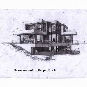 Kurs na studia architektury i designu za granicą Szkoła Rysunku Wenecjusz - Kacper Noch