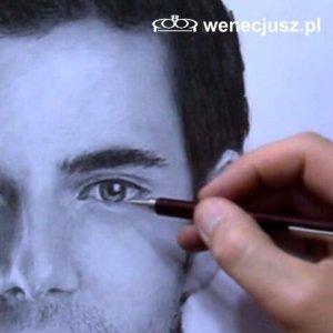 Jak narysować oko krok po kroku - Wenecjusz